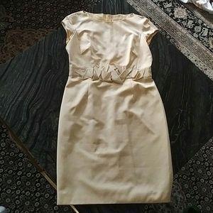 PAULE KA - yellow roses dress